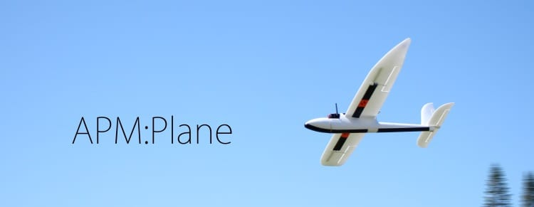 APM:Plane 3 4 0 released - Dronecode